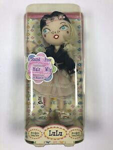 """Fashion Angels Living Dolls Lulu 15"""" I Stand & Pose And Model Great Clothes"""