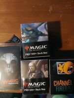 Magic The Gathering Deck Boxes MTG Ultra Pro CFB