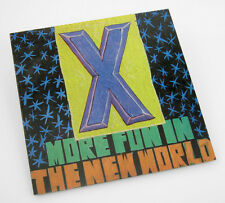 X More Fun In The New World Lp