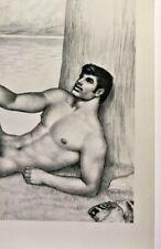 """FREE SHIPPING! Vintage 1950s male nude TOM OF FINLAND 5"""" x 7"""" artwork photo"""
