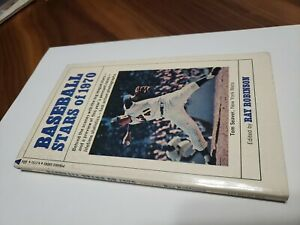 Baseball Stars of  1970- X-2193-1st edition-photos-Tom Seaver-NY Mets✅