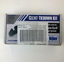 Better Built Quantum Rack Cleat Tie Down Kit 29710693 NEW