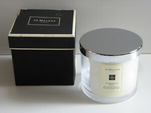 JO MALONE POMEGRANATE NOIR LARGE 3 WICK CANDLE - USED - SEE DESCRIPTION