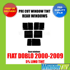Fiat Rear Car Styling Window Shades & Tints