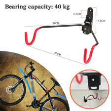 Mountain Bike Storage Wall Mounted Holder Rack Stands Bicycle Steel Hanger Hook