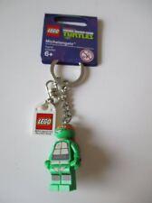 LEGO Key Chain Schlüsselanhänger Minifigur Turtles Michelangelo NEU OVP