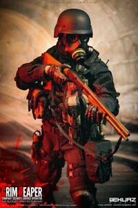 NEW USA! Ekuaz Studio Resident Evil Grim Reaper 1/6 Scale Action Figure EKS05