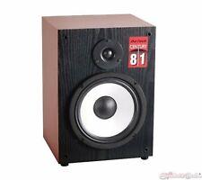 DJ Tech CENTURY81 2-way Loudspeaker w/ Detachable Grille & 8-in Woofer