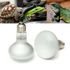 Heat Lamp Night Light Bulb for Pet Snake Lizard Frog Turtle Reptile 25-10&.Pro