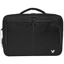 New V7 16.1-Inch Vantage II Frontloader Notebook Carrying Case - Black
