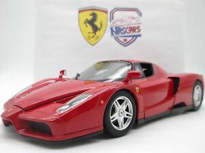 1/18 Hot Wheels Ferrari Enzo rouge 2002 (no Elite)
