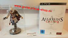 Assassin's Creed 2 FIGUR - White Edition Playstation P3 ( ohne Spiel ) NEU OVP