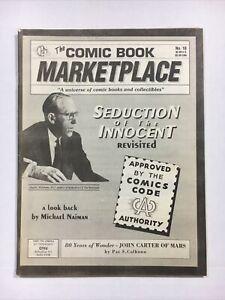Comic Book Marketplace 10 Very Fine 1992 Seduction Of The Innocent