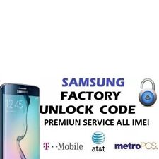 UNLOCK CLEAN ONLY / ALL SAMSUNG S6 EDGE SPRINT & T-MOBILE-GUARANTEED READ PLZ