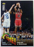 Italian: 1996 Upper Deck Collector's Choice International Michael Jordan #143