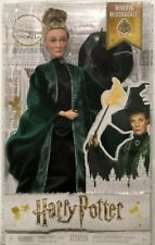 "Harry Potter Minerva Mcgonagall Doll Figure 12"" Mattel"