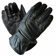 Tuzo Arctic Leather Winter Thermal Waterproof Gloves Black Large L