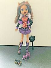 Monster High-extremadamente alto Clawdeen Wolf Ghouls