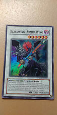 Blackwing Armed Wing - RGBT-EN041 - Super Rare - 1st Edition Yugioh Mint/Near Mi