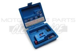 Motion Pro Fuel Injector Cleaner Kit for HYB Motorcycle Engines 08-0593 RRP $330