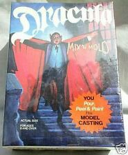 Dracula Mix 'N' Mold Model Casting Kit, Mint/Sealed '74