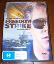 Freedom Strike - Michael Dudikoff - NEW / SEALED - R4