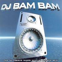 DJ BAM BAM - DA HARD BEATS (CD 2002) BRAND NEW !!! 35 TRACKS ON THIS CD !! RARE