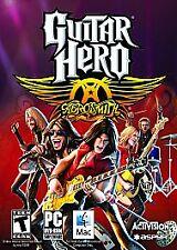Guitar Hero: Aerosmith (Windows/Mac, 2008)