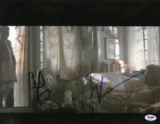 James Gandolfini/Brad Pitt Signed True Romance Auto 11x14 Photo PSA/DNA #V47869