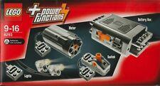 LEGO TECHNIC 8293 POWER FUNCTIONS MOTOR SET  New
