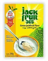 Green Jack fruit powder Jackfruit365 Flour 200gm immunity booster Sugar control