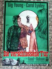 DIE VERSCHLOSSENE TÜR / Shuttered Room * A1-FILMPOSTER -Ger 1-Sheet 1967 HORROR
