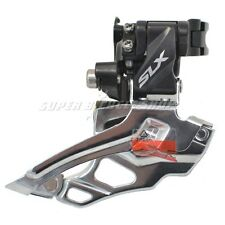Shimano SLX FD-M676 Front Derailleur Down Swing Top Pull Multi-Clamp 2x10 Speed