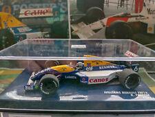 "Minichamps 1/43 Wiliams FW14 Riccardo Patrese Full ""Camel Sponsor"""