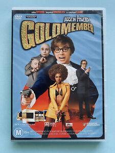 Austin Powers - Gold Member 🎬 DVD Region 4 PAL 🎬