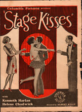 Stage Kisses  from the 1927 Movie staring Kenneth Harlan