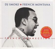 DJ SMOKE / FRENCH MONTANA - French Connection - CD - 2016 - LIMITED EDITION
