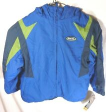 Pacific Rim Children's Kid's Reversible Mid-Weight Spring Jacket, Size M (5/6)