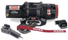 Warn ATV ProVantage 3500s Winch w/Mount 12-14 CanAm Renegade 1000