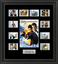 James Bond Die Another Day Framed 35mm Film Cell Memorabilia Filmcells Movie
