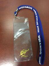 Washington Wizards Lanyard and Ticket Holder