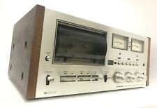 PIONEER CT-F9191 High End Stereo Cassette Deck Vintage 1975 Refurbished Like NEW