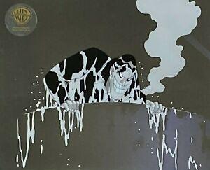 BRUCE TIMM rare THE JOKER cel B/W ORIGIN Beware The Creeper BTAS Batman WB COA