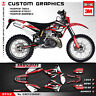 Kungfu Graphics Custom Sticker Kit for GAS GAS EC 125 200 250 300 2002 to 2006