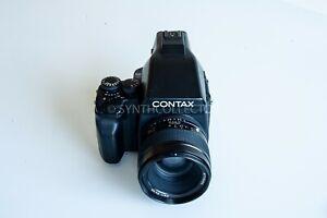 Contax 645  Full set