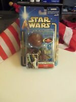 "Star Wars Attack of the Clones Yoda Jedi Master 2"" Action Figure"