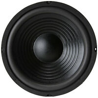 "NEW 8"" Woofer Speaker.8 ohm. Home Audio Stereo Sound Replacement.100 watts.8inch"