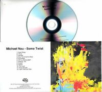 MICHAEL NAU Some Twist 2017 UK 12-trk promo test CD