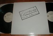 """GENESIS 1982 """"Three Sides Live"""" 2-LP w Follow You, Follow Me NM-"""