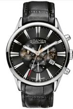 Roamer Superior Chronograph Gents Watch 508837 41 55 05 RRP £320